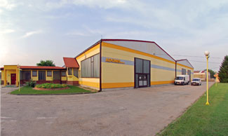 Adonis fabrika